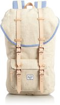 Herschel Adult Little America Hemp Backpack One Size Natural
