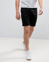 Jack and Jones Intelligence Denim Shorts In Regular Fit