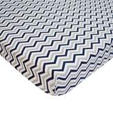T.L.Care TL Care Zigzag Mini Crib Sheet