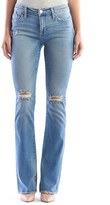 Rock & Republic Petite Women's Kasandra Ripped Bootcut Jeans