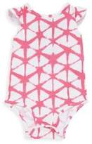 Aden Anais Baby's Flutter-Sleeve Bodysuit