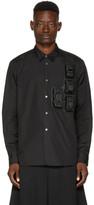 Comme des Garcons Black Silicone Cars Shirt