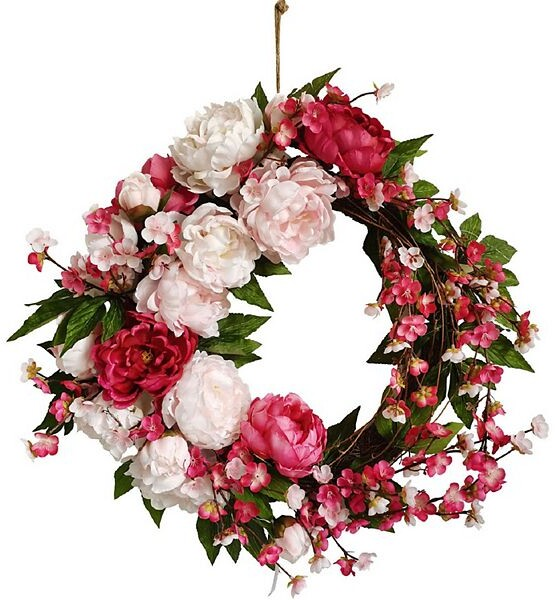 Sonoma Goods For Life Artificial Peony Wreath