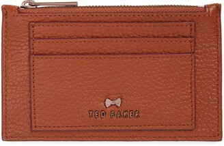 Ted Baker Yarro Leather Card Holder