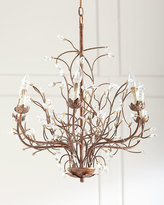 Jamie Young 6-Light Iron Branch Chandelier