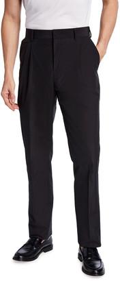 Fendi Men's Pleat-Front Pants