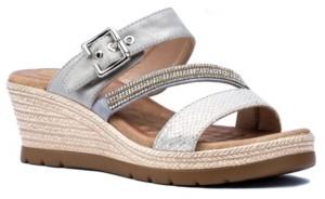 GC Shoes Monica Wedge Sandal Women's Shoes
