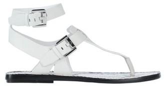Sigerson Morrison Toe post sandal