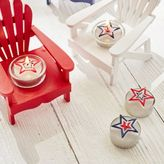 Sur La Table Stars Tealight Candles, Set of 6