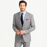 J.Crew Crosby suit jacket in American glen plaid wool