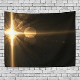Wall Tapestry Custom Tapestry Glowing Cross Tapestry Wall Decor Living Room, Throw Bedspread, Dorm Tapestries 60 x 51 inches