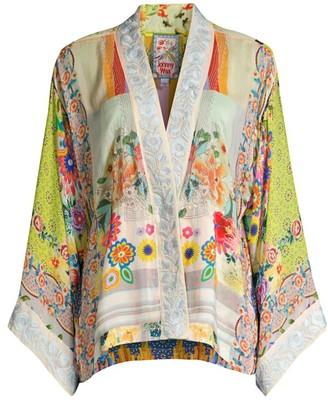 Johnny Was Esme Embroidered Kimono