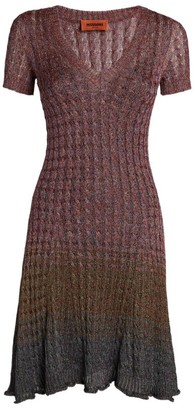 Missoni Lurex Mini Dress