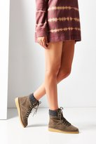 Urban Outfitters Justine Gum Sole Hiker Boot