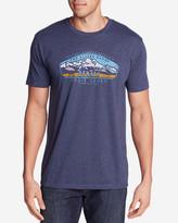 Eddie Bauer Men's Graphic T-Shirt - Alaskan Range