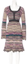 Missoni Knit Midi Dress