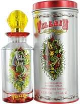 Ed Hardy Villain Eau De Parfum Spray for Women, 4.2-Ounce