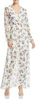 Freeway Floral-Print Maxi Dress