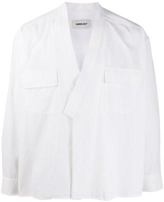 Ambush Cotton Kimono Shirt