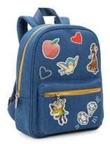 FANTASIA Snow White Denim Backpack