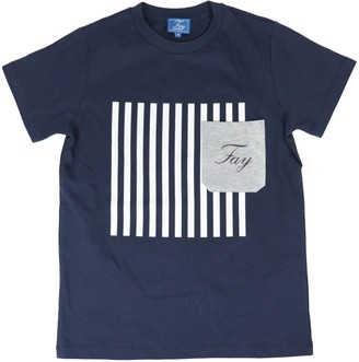 Fay Cotton T-shirt