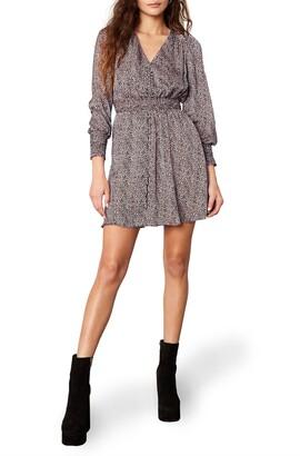 BB Dakota Wild Dreaming Long Sleeve Minidress