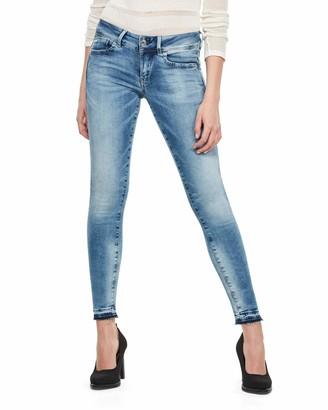 G Star Women's Lynn Mid Skinny Rp Ankle Wmn Jeans