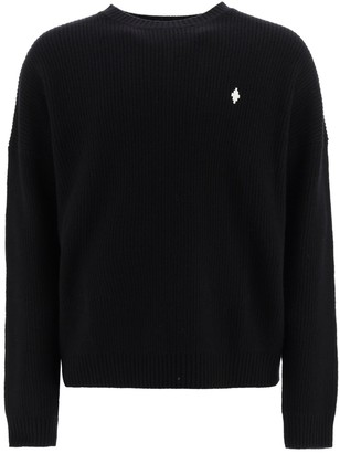 Marcelo Burlon County of Milan Cross Rib Knit Jumper