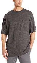 Champion Men's Big-Tall Jersey Pocket T-Shirt