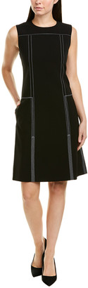 Lafayette 148 New York Kenny Sheath Dress