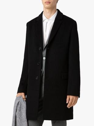 HUGO BOSS HUGO by Migor1941 Epson Cashmere Coat, Black