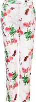 Wolfwhistle Wolf & Whistle Carnations Textured Trousers