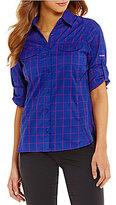 Columbia Silver RidgeTM Lite Plaid Long Sleeve Shirt