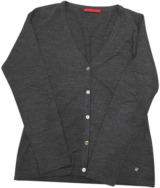 Carolina Herrera Grey Wool Jacket for Women