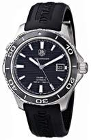 Tag Heuer Men's WAK2110.FT6027 Aquaracer Analog Display Swiss Automatic Watch