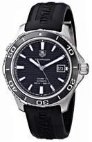 Tag Heuer Men's WAK2110.FT6027 Aquaracer Analog Display Swiss Automatic Watch