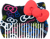 Hello Kitty Tokyo Pop Wide Tooth Comb