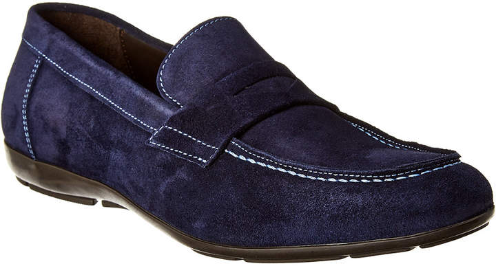 Bruno Magli M by M By Benito Suede Loafer