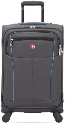 """Swiss Gear 20"""" Spinner Suitcase"""