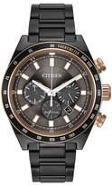 Citizen 42mm Men's Chronograph Bracelet Watch