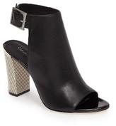 Calvin Klein Women's Norah Metallic Heel Sandal