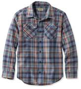 L.L. Bean Boys' Flannel Shirt, Plaid