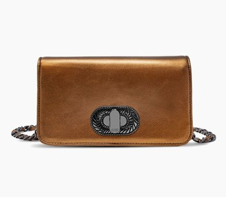 Aimee Kestenberg Solid Leather Crossbody - After Hours
