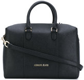 Armani Jeans structured tote