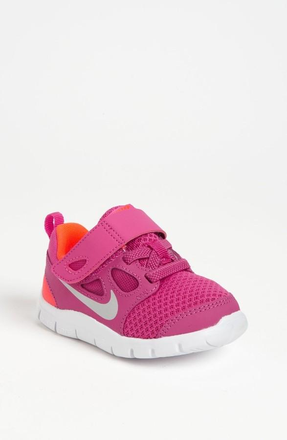 Nike 'Free Run 5.0' Sneaker (Baby, Walker & Toddler)