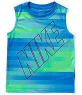 Nike Little Boys 2T-7 Speed Blur Muscle Tee