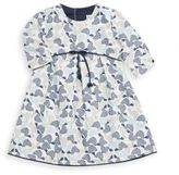 Isabel Garreton Baby's Turtle Print Cotton Dress