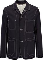 Seersucker Albury Jacket