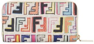 Zucca pattern wallet