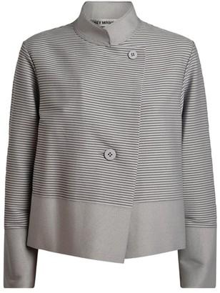 Issey Miyake Striped Jacket